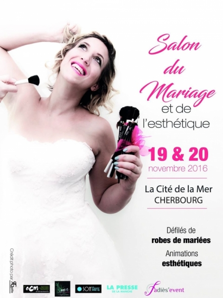 salon du mariage et de l 39 esth tique 2016 de cherbourg manche 50. Black Bedroom Furniture Sets. Home Design Ideas