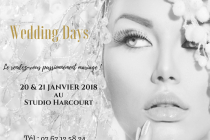 Les Wedding Days 2018 au Studio Harcourt à Paris