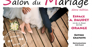 Salon du Mariage 2019 à Orange (84)