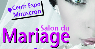 Salon du Mariage 2021 de Mouscron (Belgique) : Yes I Do