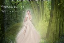 Salon du Mariage 2021 de Menton (06) : Mariage enchanté