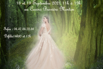 Salon du Mariage 2021 de Menton (06)