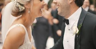 Jeu pour mariage : Elle et Lui, avec la participation des mariés
