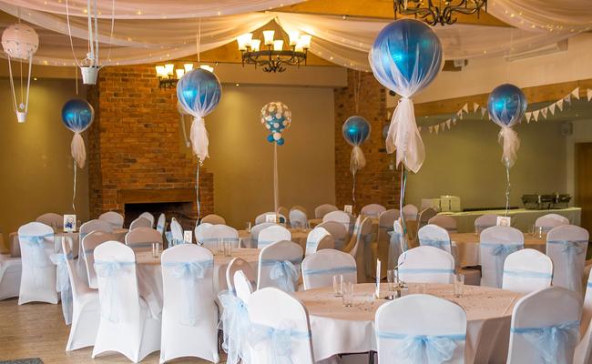 Comment réaliser soi-même sa décoration de mariage avec des ballons ?