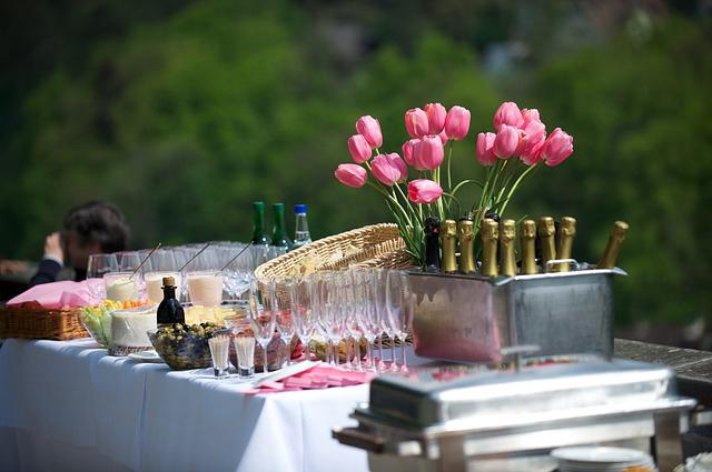 repas traditionnel du mariage en France