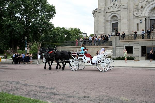 louer une calche cheval pour son mariage la bonne ide - Mariage En Caleche