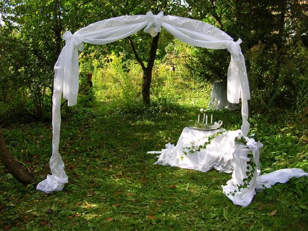 Comment organiser un mariage champ tre - Deco campagnard ...