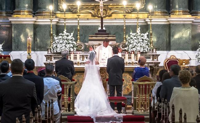 Le mariage catholique  déroulement et obligation du mariage