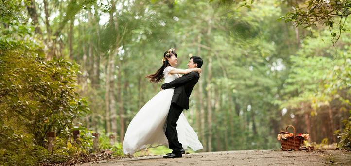 Dépenses autour du mariage