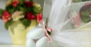 Les différentes étapes de l'organisation d'un mariage
