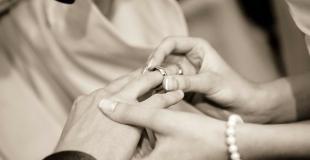 Déroulement et obligations d'un mariage catholique