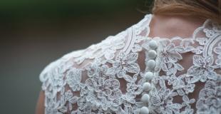 Quel prix moyen pour une robe de mariée ?