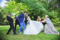 Just Married Céline Sahn