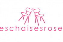 Les chaises roses