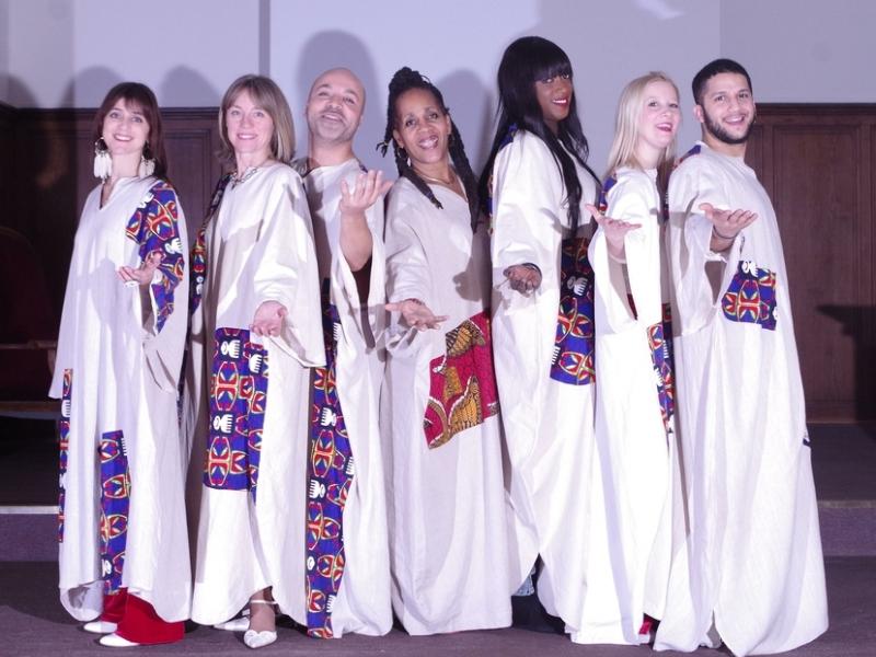 chorale de gospel avec des chanteurs professionnels - Chorale Gospel Pour Mariage