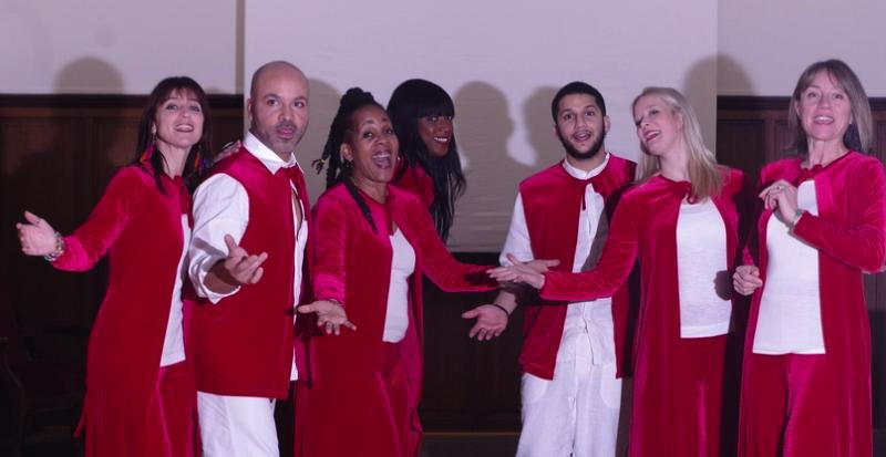 photos de cette prestation de mariage cliquer sur les photos pour les agrandir - Chorale Gospel Pour Mariage