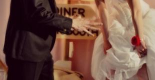 mariés champêtre chic