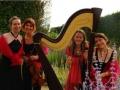 Animation classique de Cérémonie harpe et chant