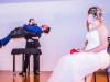 Mariage en lévitation