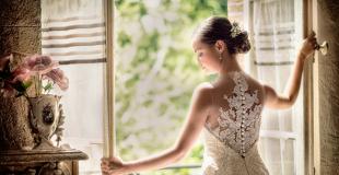 Préparatif mariage château du Croisillat