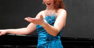 Alice Chanteuse lyrique soprano
