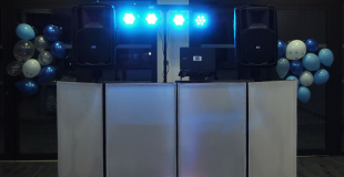 Set up sonorisation et lumières