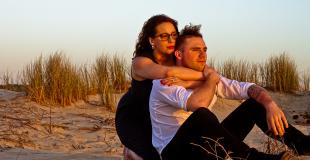 Présentation du mariage en vidéo (faire-part)