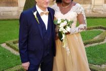 Mr et Mme bouquet et boutonnière Just One Events