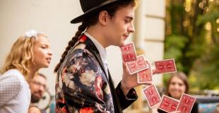 Lou Illusionniste Magicien