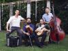 Groupe de jazz manouche pour mariage et vin d'honneur