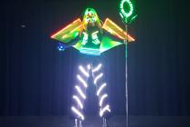 Robot LED Metatron
