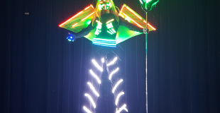 Robot LED Metatron
