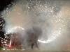 Spectacle jonglage feu