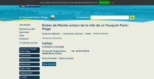 Salon du Mariage le Touquet 2016