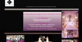 Salon du mariage et de la Saint Valentin du Noyon 2016