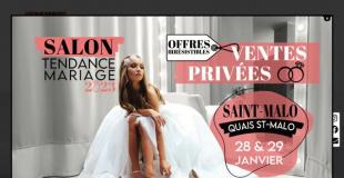 Grand Salon du Mariage 2016 à Angers - Parc des Expositions