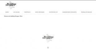 Salon du mariage de Montpellier 2017 - Wedding Designer Show