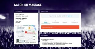 Salon du Mariage de Laval 2016