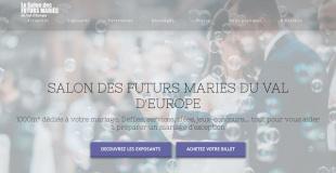 Salon des futurs mariés du Val d'Europe 2016 à Serris (77)