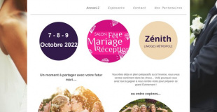 Salon Fête Mariage Réception 2016 de Limoges et du Limousin
