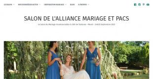 Salon de l'Alliance Mariage et Pacs 2016 au Muret