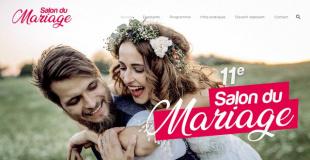 7ème édition du salon du mariage à Clermont Ferrand !