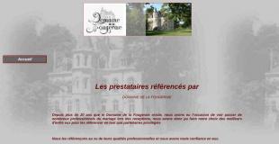2ème salon Mariages Festivités en Vallée du Loir-Touraine