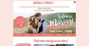 Salon du mariage 2016 de Tours
