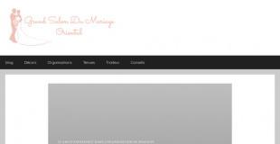 Grand salon du mariage oriental 2018 au Docks de Paris