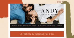 4ème festival du mariage alternatif : Andy dis moi oui