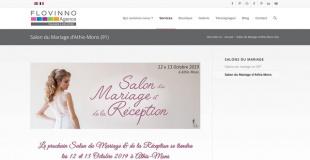 Salon du Mariage et de la Réception 2018 d'Athis-Mons (91)