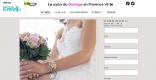 Salon du mariage 2018 en Provence Verte - Ollières (83)