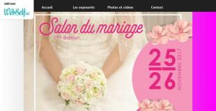 Salon du mariage 2017 du bassins vichyssois à Saint-Yorre (03)