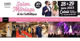 Week-end du Mariage et de la Réception 2018 à Calais (62)
